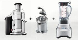 Breville juice blender