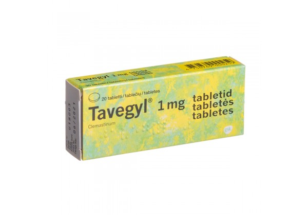 tavegyl-clemastine